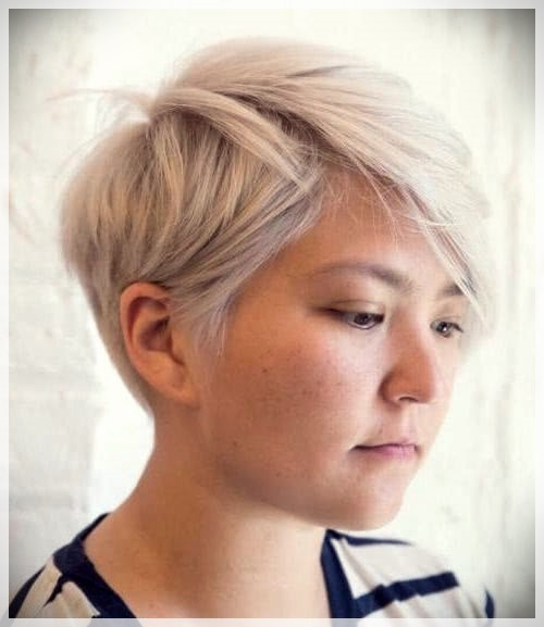 Haircuts for Round Face 2019: photos and ideas - Haircuts for Round Face 2019 6