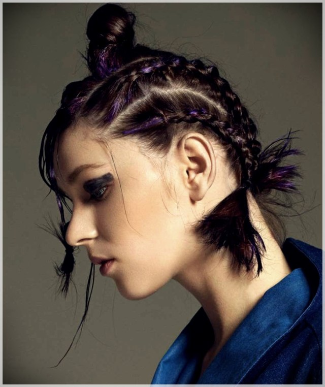 Hairstyles autumn winter 2019: photos and ideas - Hairstyles autumn winter 2019 12