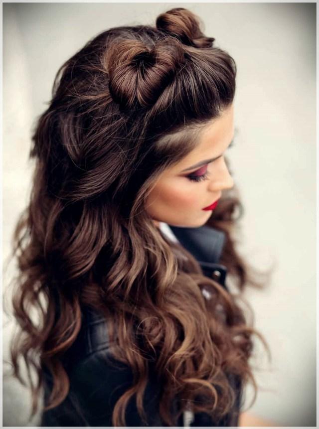 Hairstyles autumn winter 2019: photos and ideas - Hairstyles autumn winter 2019 17