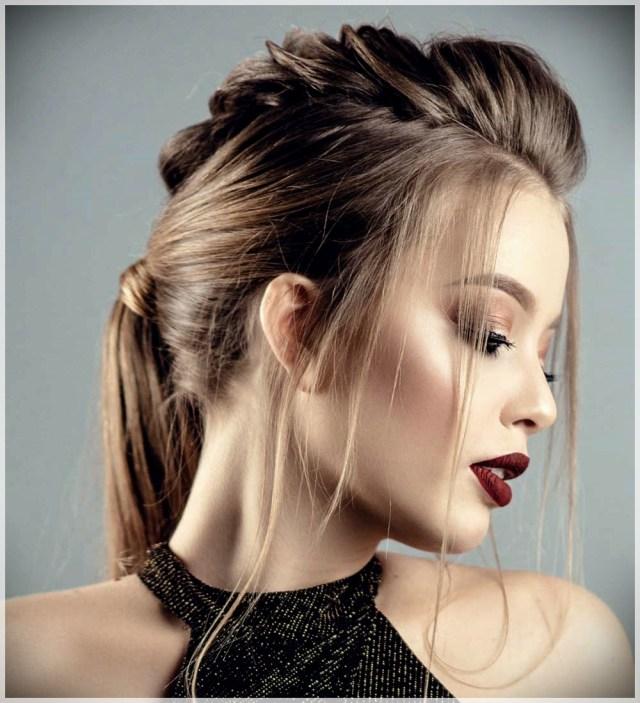 Hairstyles autumn winter 2019: photos and ideas - Hairstyles autumn winter 2019 23