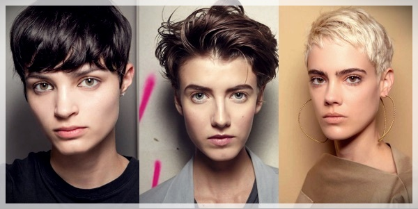Short Haircut For Fall Winter 2019: 10 Short Haircuts Fall-Winter 2018-2019