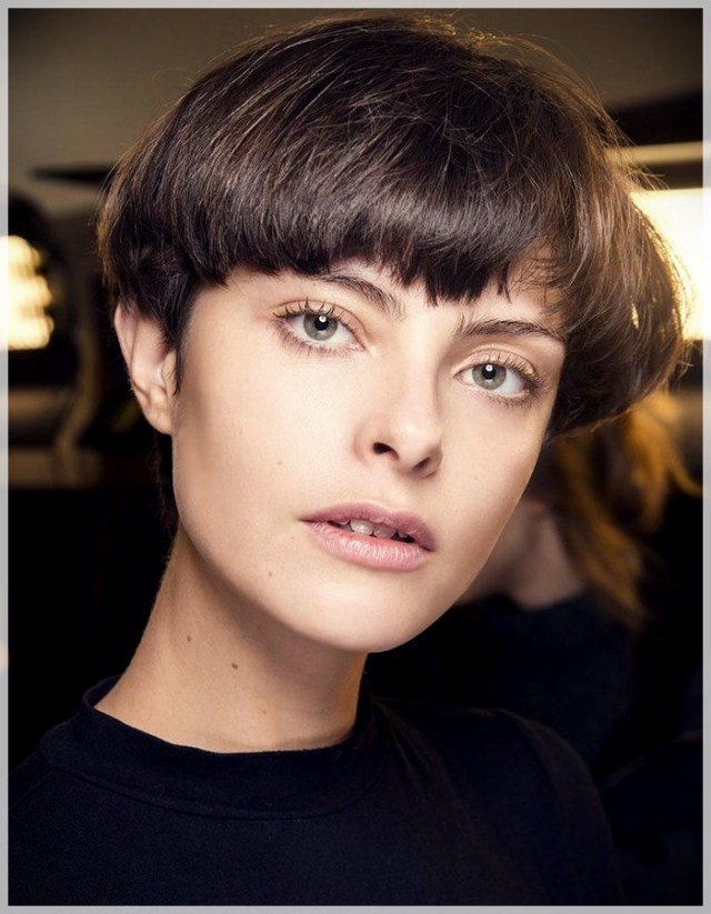 short haircuts fall-winter 2018-2019