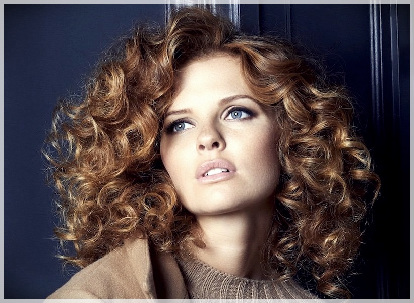 Hairstyles 2019: Curly Hair 2019: Long And Short Cuts, The Best Hairstyles