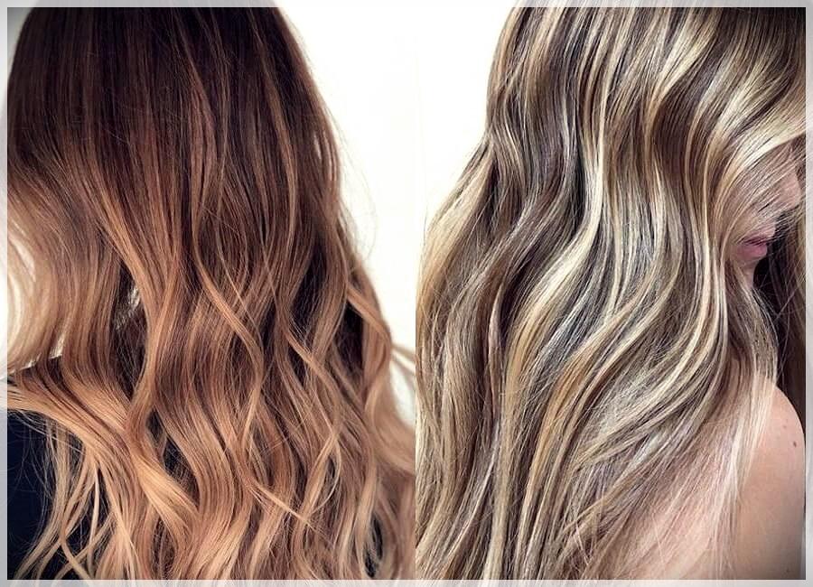 hair color 2019 balayage