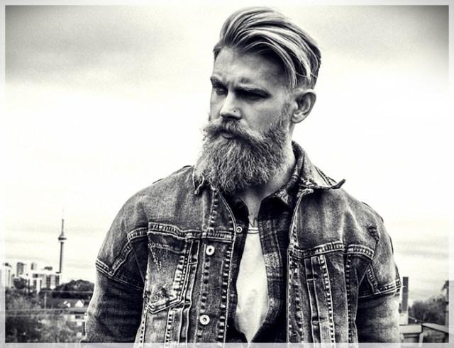 Trendy male cuts. Pompadour, the cut for men that always comes back into fashion - pompadour 12