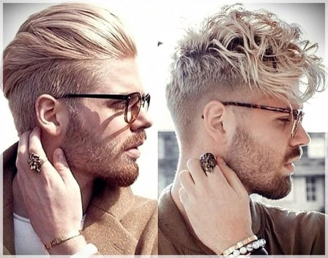 Trendy male cuts. Pompadour, the cut for men that always comes back into fashion - pompadour 3