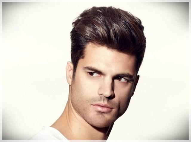 Trendy male cuts. Pompadour, the cut for men that always comes back into fashion - pompadour 4