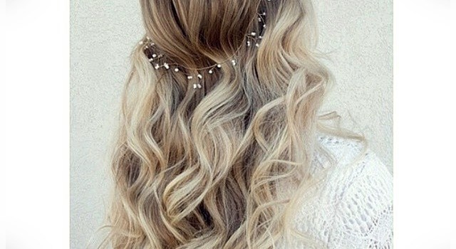 New Wedding Hairstyles for The Bride - wedding hairstyles 9