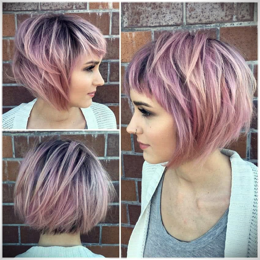 Short Curly Haircuts For Women 2019 87
