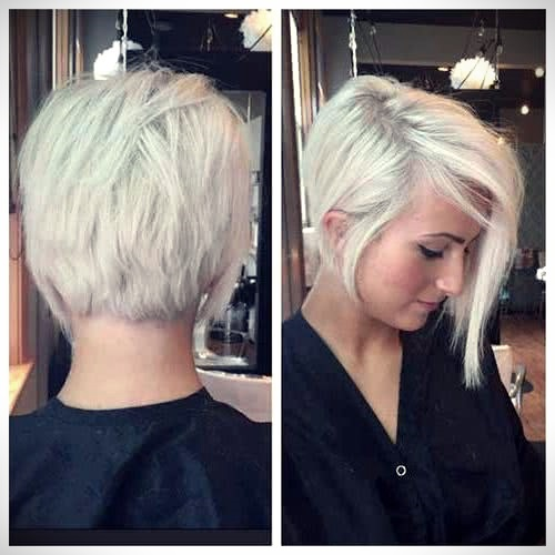 Best Short Haircuts 2019: trends and photos - Best Short haircuts 2019 11