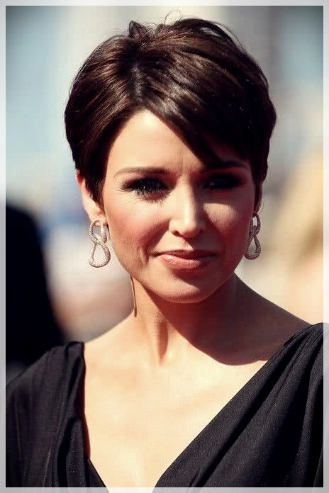 Best Short Haircuts 2019: trends and photos - Best Short haircuts 2019 14