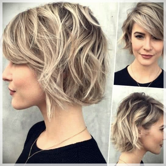 Best Short Haircuts 2019: trends and photos - Best Short haircuts 2019 38