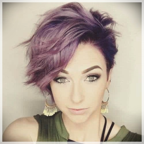 Best Short Haircuts 2019: trends and photos - Best Short haircuts 2019 51