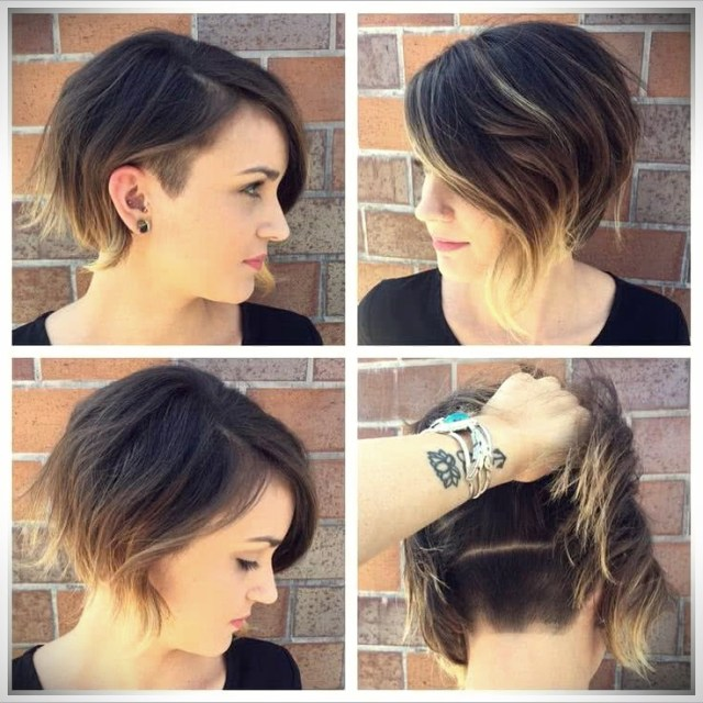Best Short Haircuts 2019: trends and photos - Best Short haircuts 2019 53