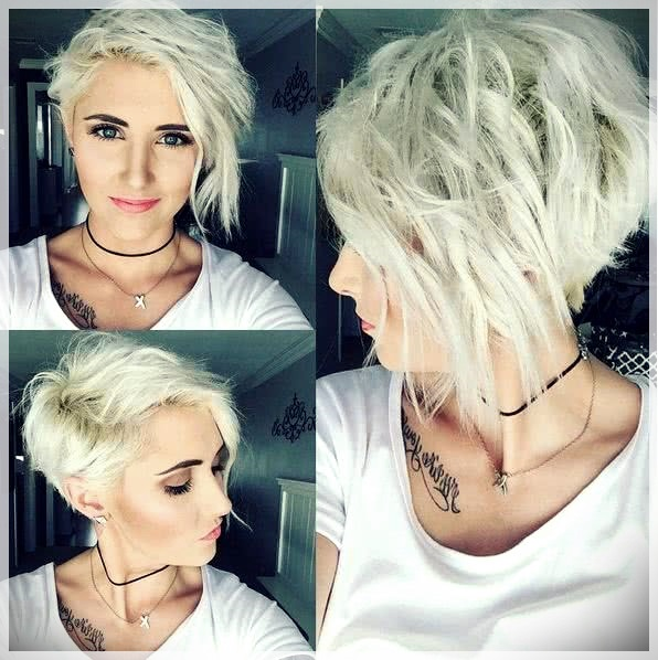 Best Short Haircuts 2019: trends and photos - Best Short haircuts 2019 9
