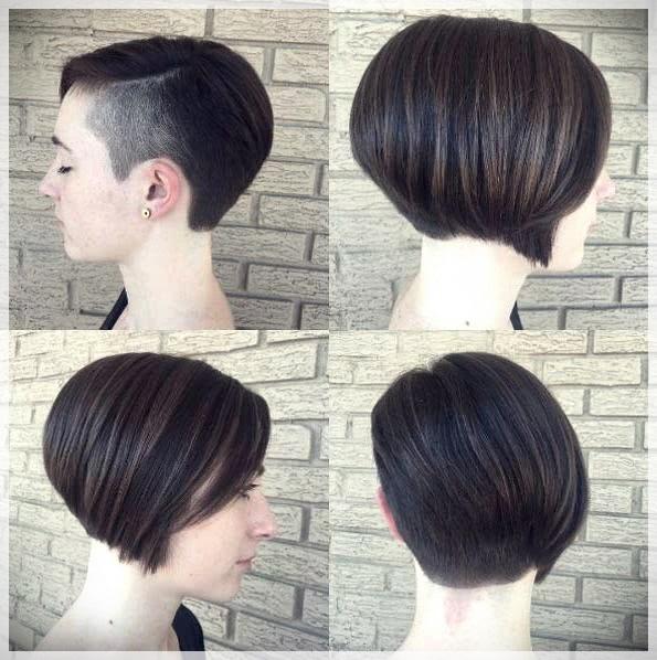 Bob Haircut 2019: trends and photos - Bob haircut 2019 44