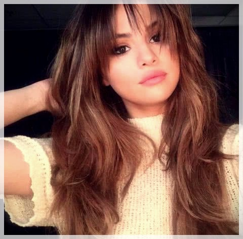 Haircuts with bangs 2019: photos and trends - Haircuts with bangs 2019 20