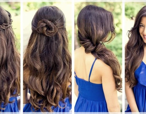 Hairstyles for Long Hair 2018