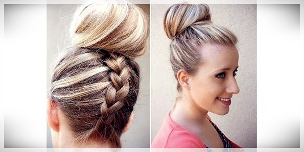 Updos 2019 fashion trends - updos 2019 18
