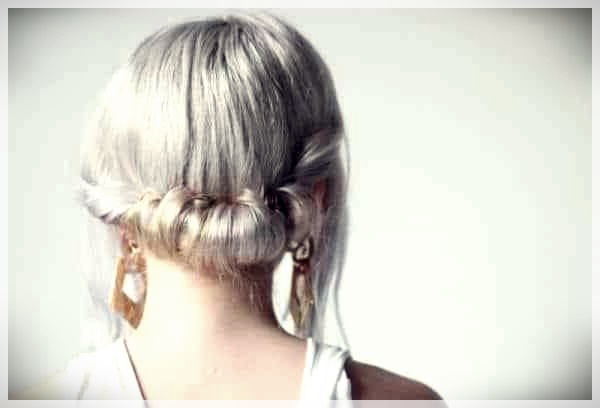 Updos 2019 fashion trends - updos 2019 27