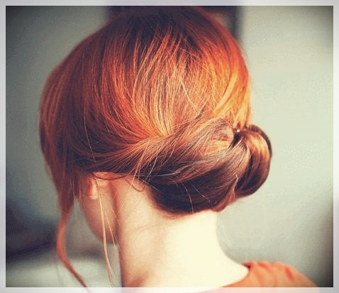 Updos 2019 fashion trends - updos 2019 28