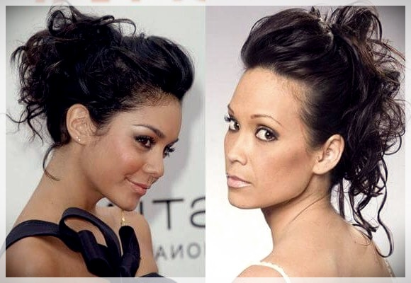 Updos 2019 fashion trends - updos 2019 6