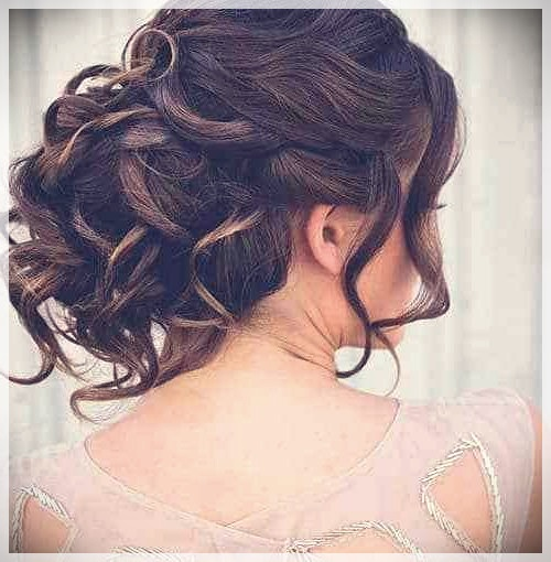 Updos 2019 fashion trends - updos 2019 9