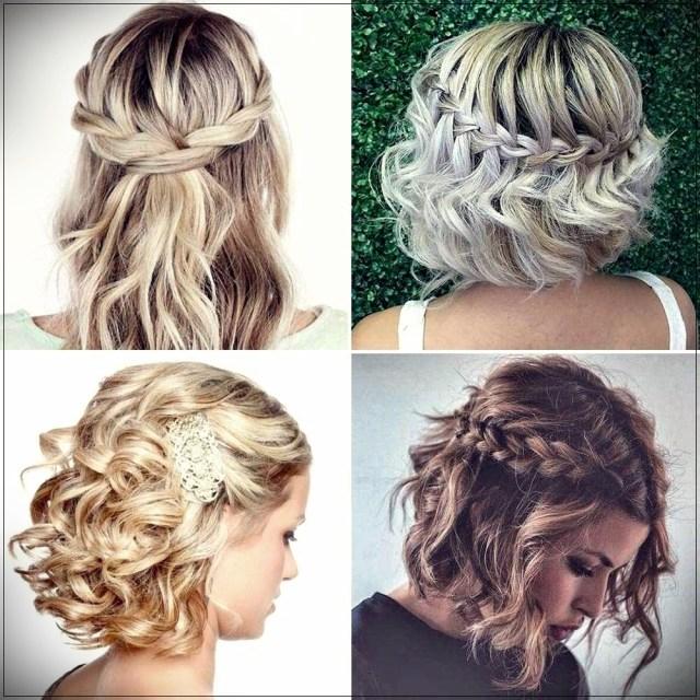 Short and medium hairstyles: beautiful ideas! - Short and medium hairstyles 13
