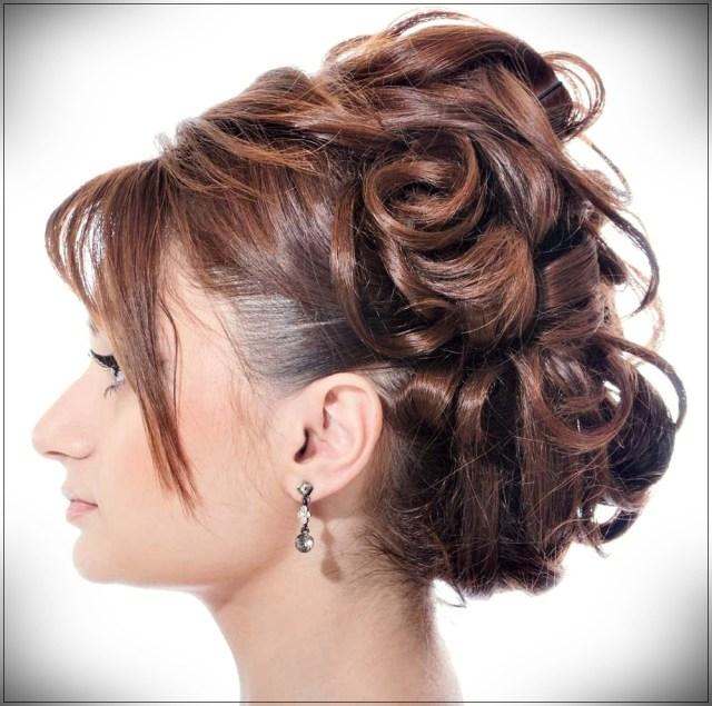 Short and medium hairstyles: beautiful ideas! - Short and medium hairstyles 18