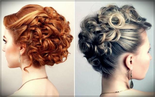 Short and medium hairstyles: beautiful ideas! - Short and medium hairstyles 21