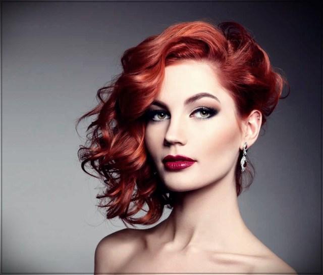 Short and medium hairstyles: beautiful ideas! - Short and medium hairstyles 24