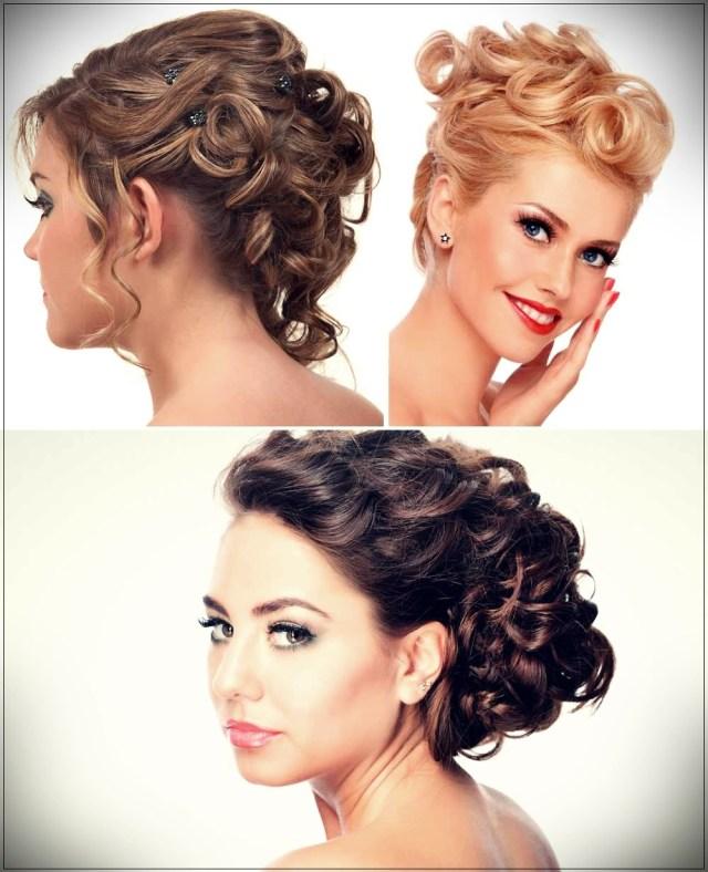 Short and medium hairstyles: beautiful ideas! - Short and medium hairstyles 25