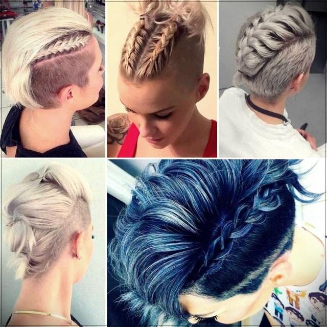 Short and medium hairstyles: beautiful ideas! - Short and medium hairstyles 29