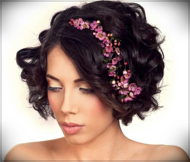 Short and medium hairstyles: beautiful ideas! - Short and medium hairstyles 34
