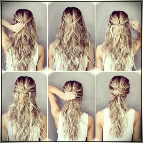Easy Hairstyles 2019 step by step - easy hairstyles 2019 24