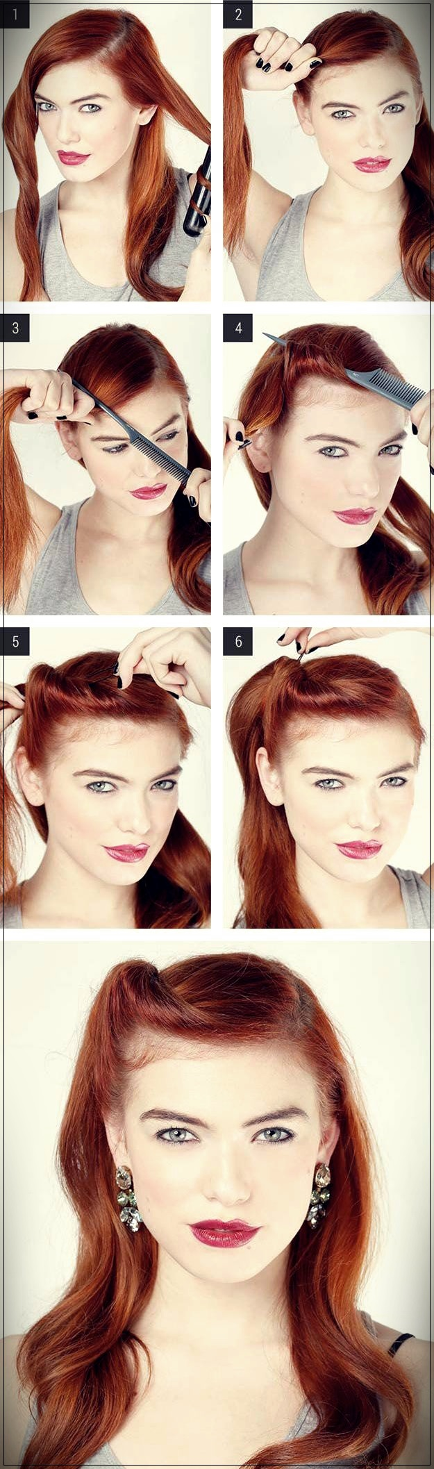 Easy Hairstyles 2019 step by step - easy hairstyles 2019 25