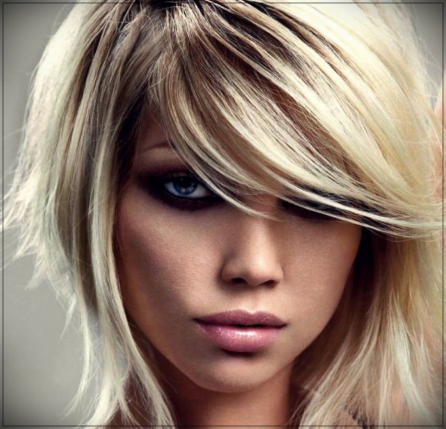 Haircuts for Round Face: Choose the one that's right for you - haircuts for round face 11