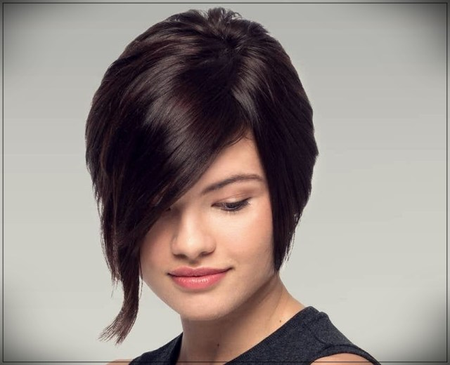 Haircuts for Round Face: Choose the one that's right for you - haircuts for round face 12