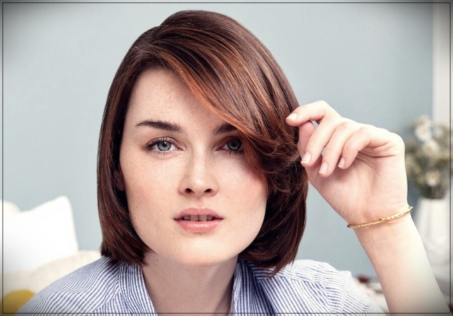 Haircuts for Round Face: Choose the one that's right for you - haircuts for round face 6