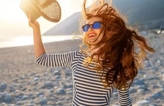 How to prepare hair for summer