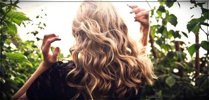 Perm for curly hair