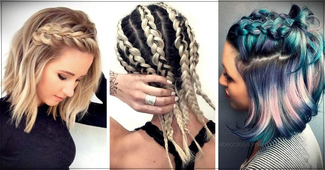 boho style braids