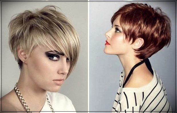160+ Women Haircuts For Short Hair 2019-2020: For All Face
