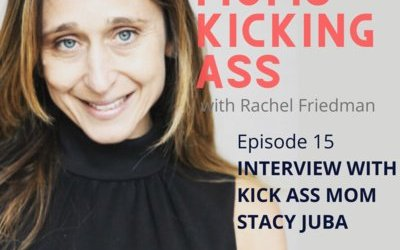 Moms Kicking Ass Podcast – Writing And Motherhood During the Pandemic