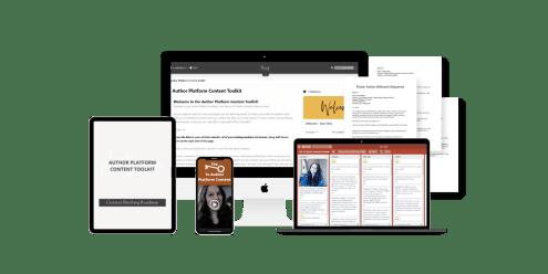 Author Platform Toolkit
