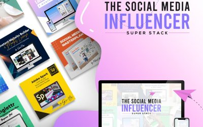 Last Chance! Get Over $7,000 In Social Media Influencer Tools For $49!