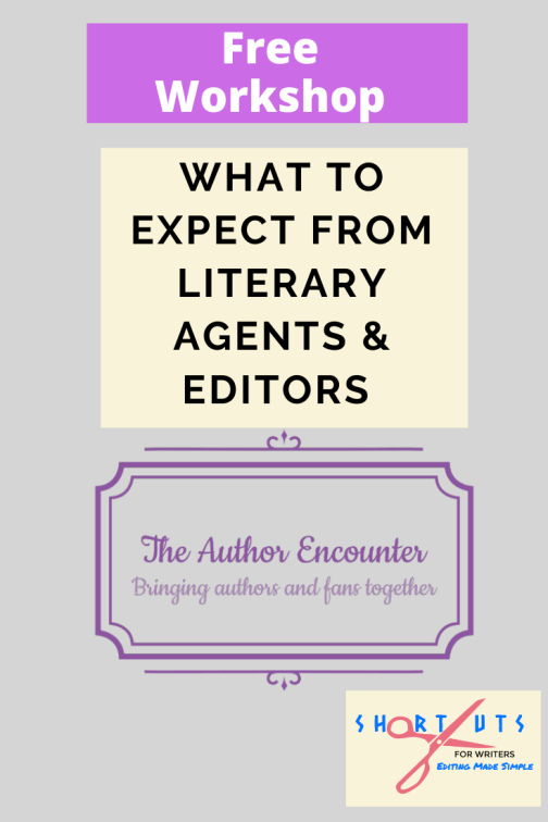 what to expect from literary agents