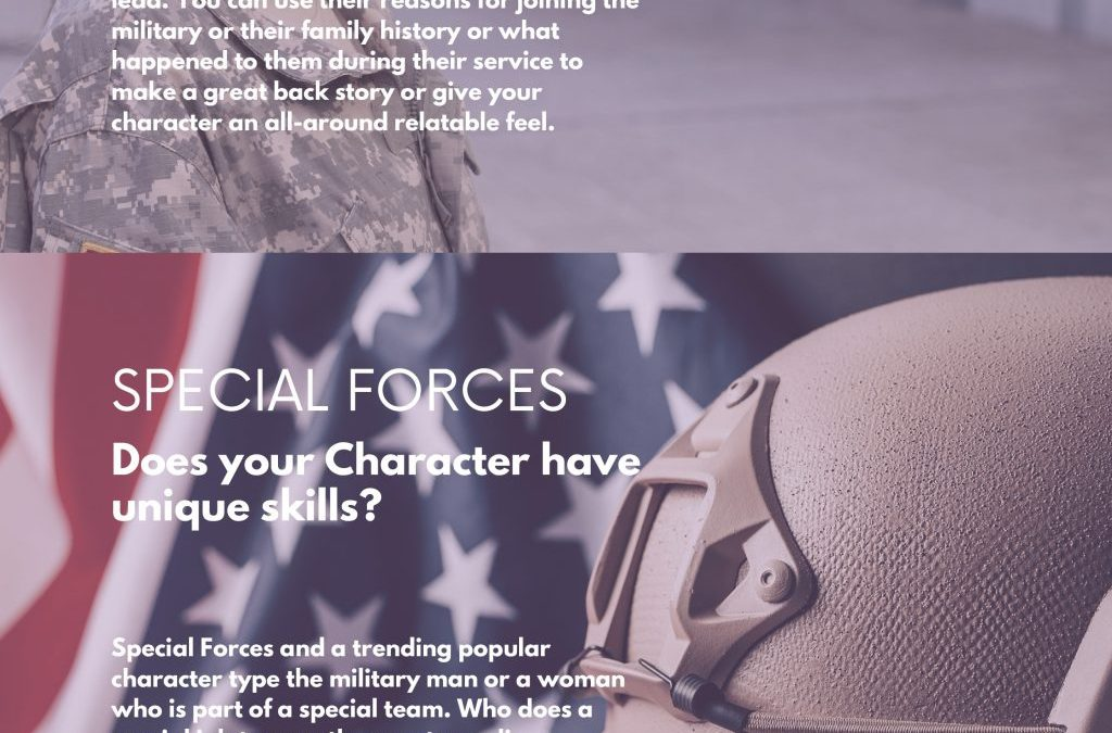 How Can Authors Use Military Tropes? Join The Blog Hop @AuthorEncounter)