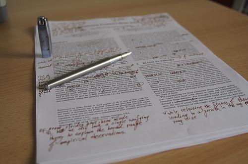 Sample Pen Friend Letters