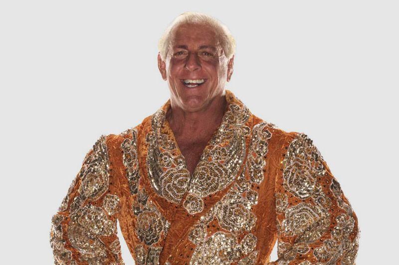 wrestling legend the nature boy ric flair to be 2017 official
